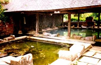 Lavoir at Baud